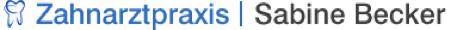 Zahnarztpraxis Sabine Becker logo